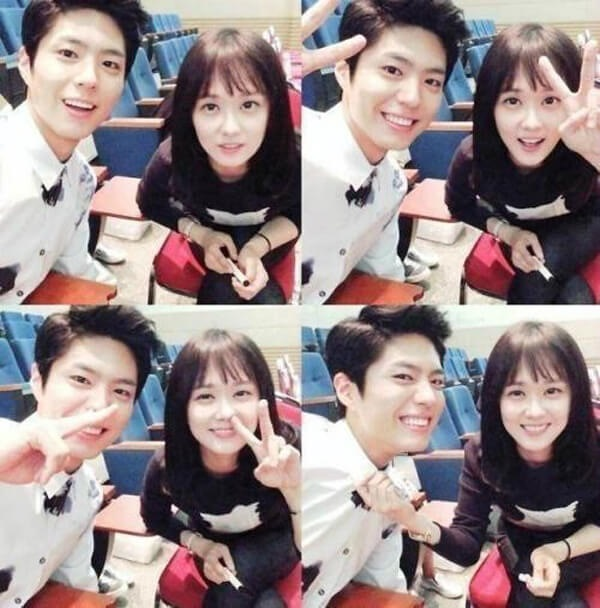パクボゴムとチャン・ナラは、熱愛説が出るほどだった。 KBS2「君を憶えてる」で共演したチャン・ナラとパクボゴム。 SNSを中心に、「チャン・ナラと パクボゴムが